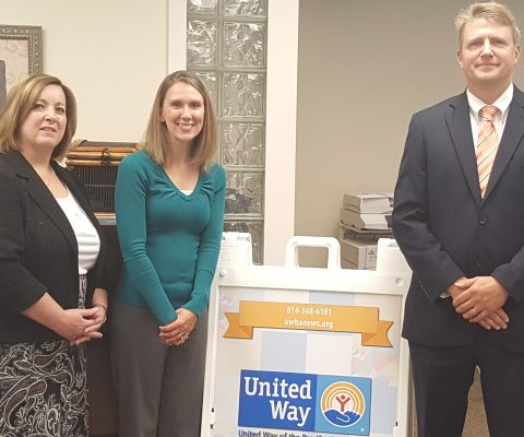 United Way Campaign Approaches 45%